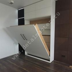 Шкаф-кровать с МДФ фасадами