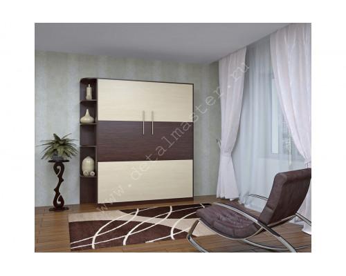 """Комплект корпусной мебели со шкаф-кроватью """"Ульяна"""""""