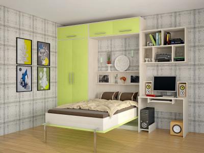 Шкаф-кровать детская в Санкт-Петербурге