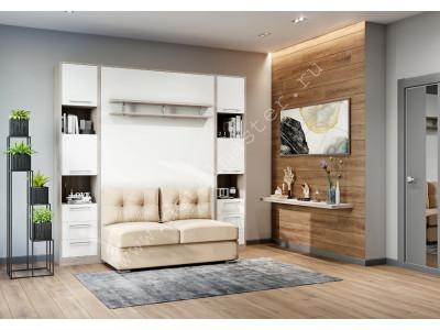 """шкаф-кровать с диваном """"БЕЛА""""  в Санкт-Петербурге"""